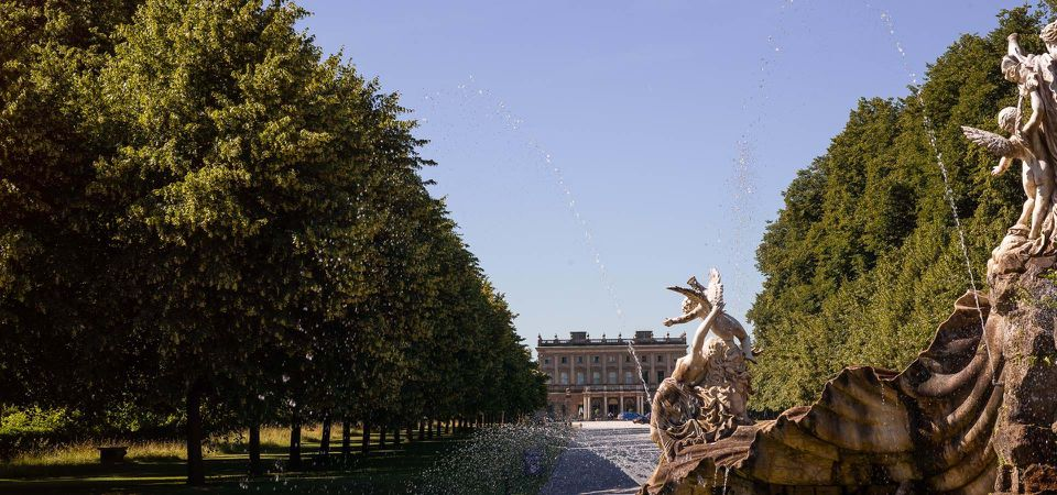Cliveden House & Spa Fountains