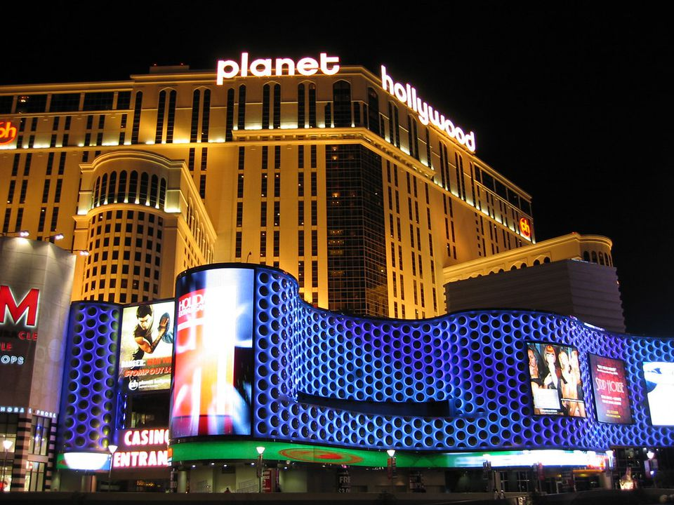 Planet Holleywood Las Vegas