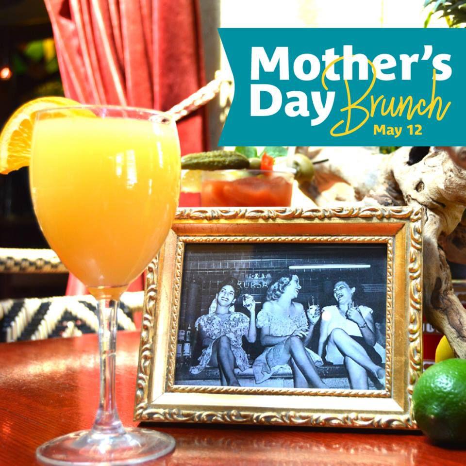 Cuba Libre—Mother's Day Brunch