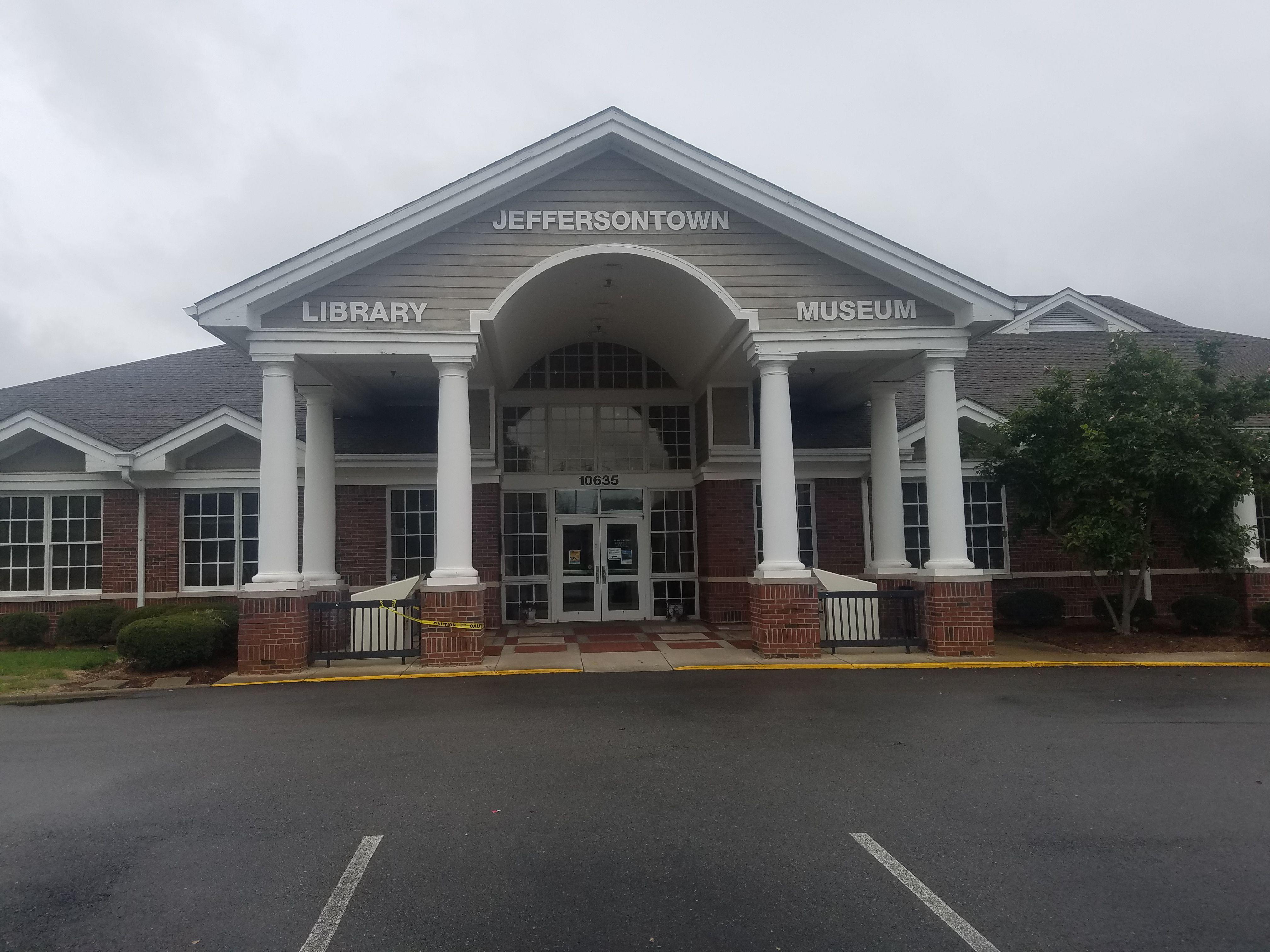 Jeffersontown Historical Museum