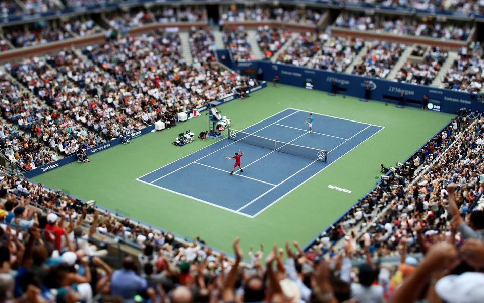 First-Timer at US Open - Visiting Flushing Meadows