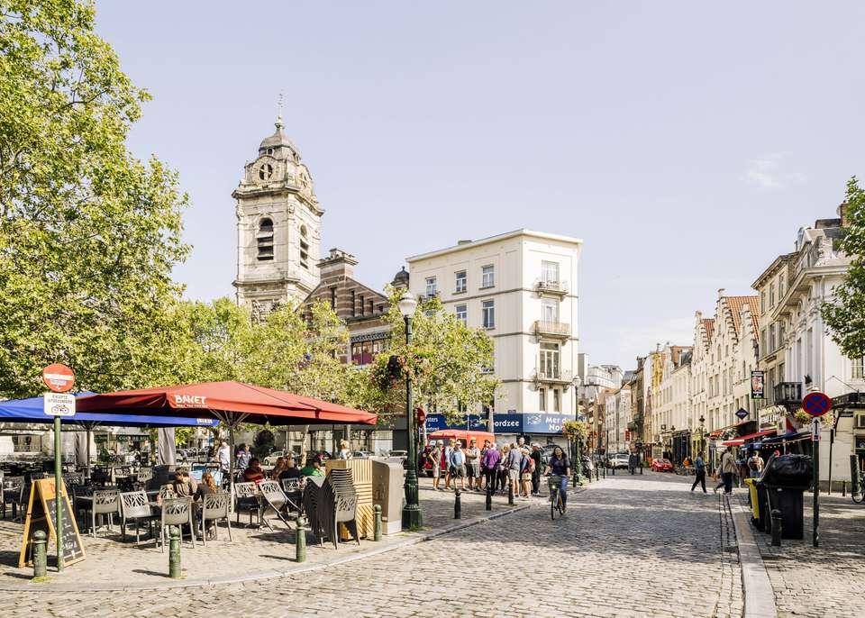 Ste Catheirne en Bruselas