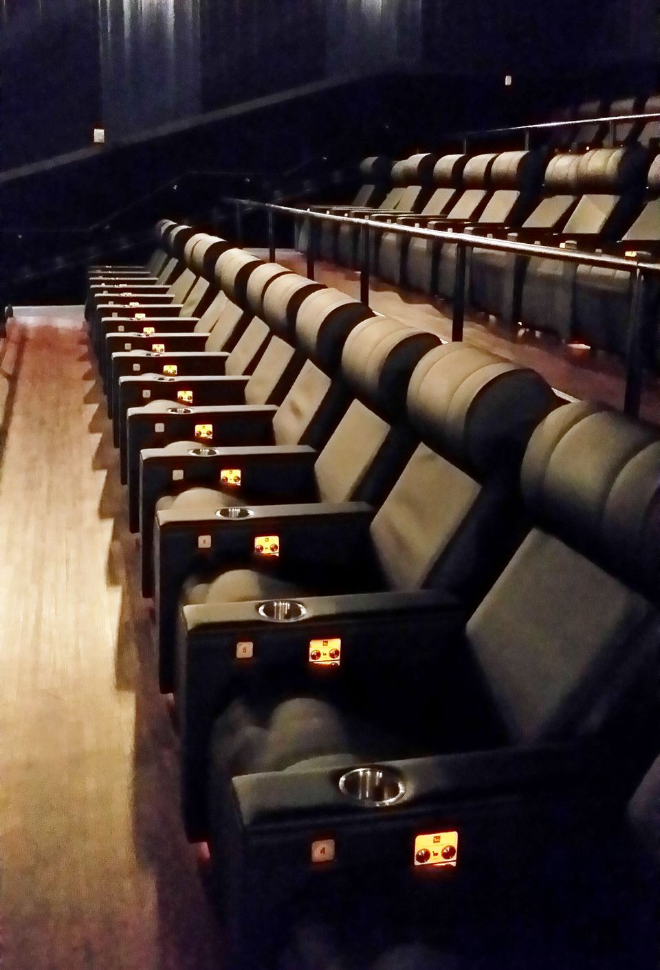 Luxury Seating at Emagine Canton