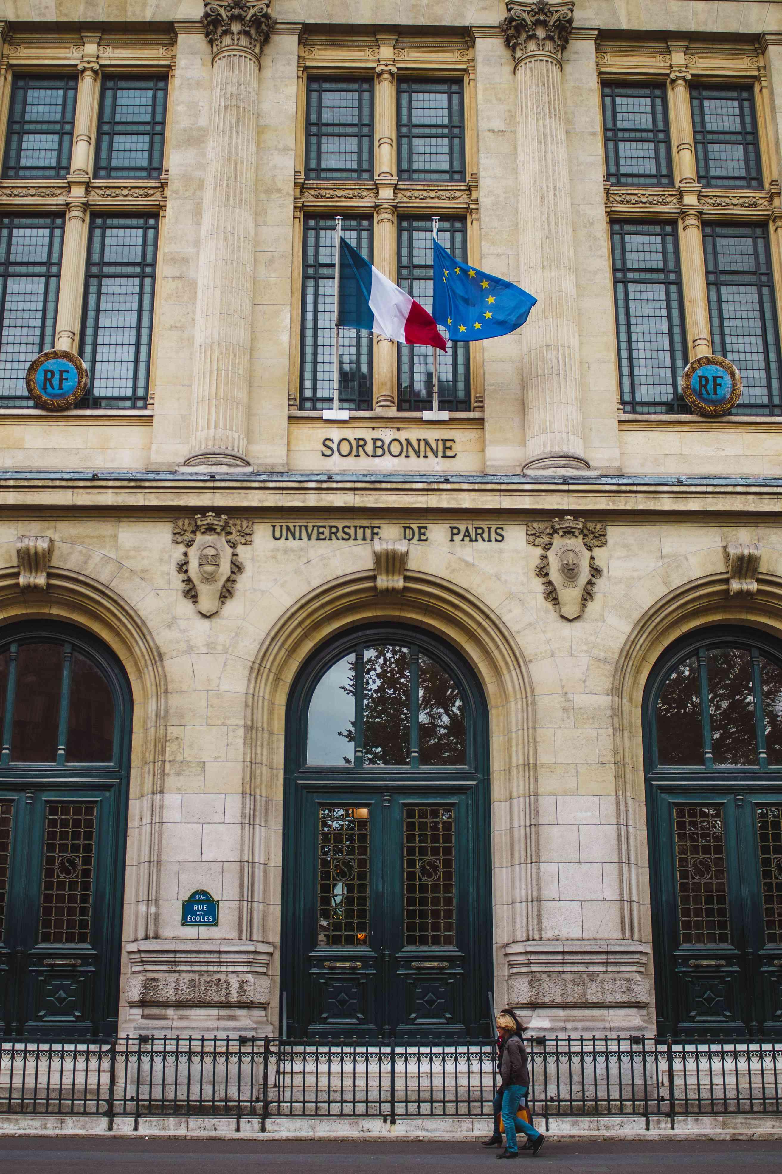 Sorbonne Building