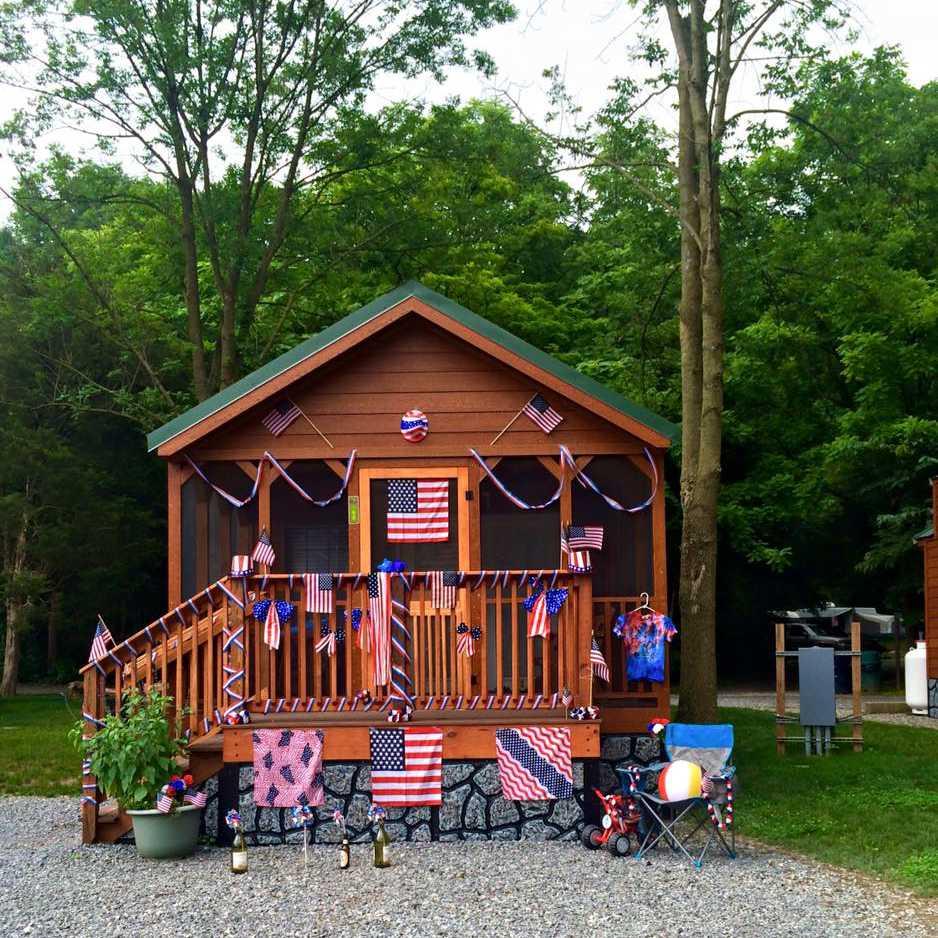 Jellystone Park Camp Resort Resort de Yogi Bear