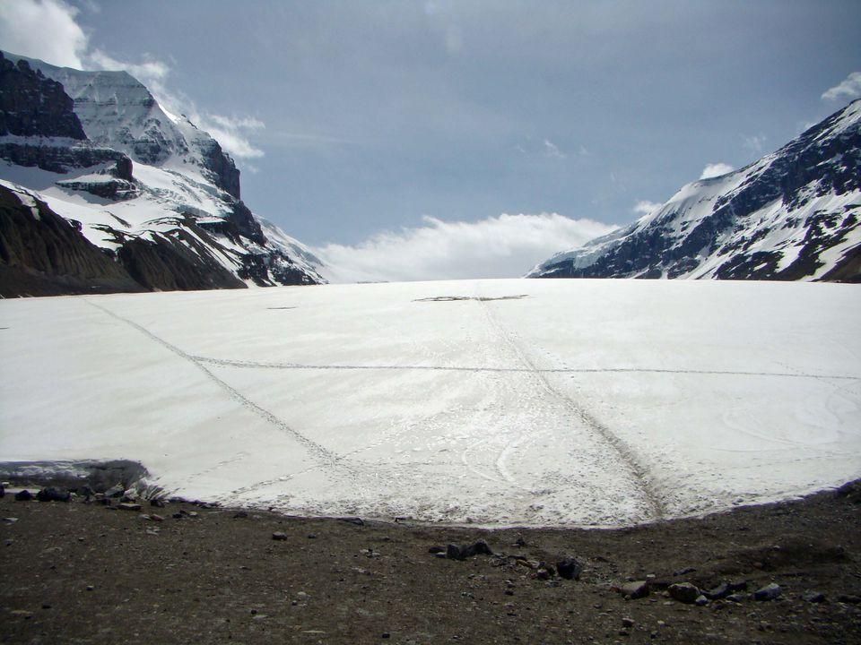 Glaciar Athabasca, Parque Nacional Jasper