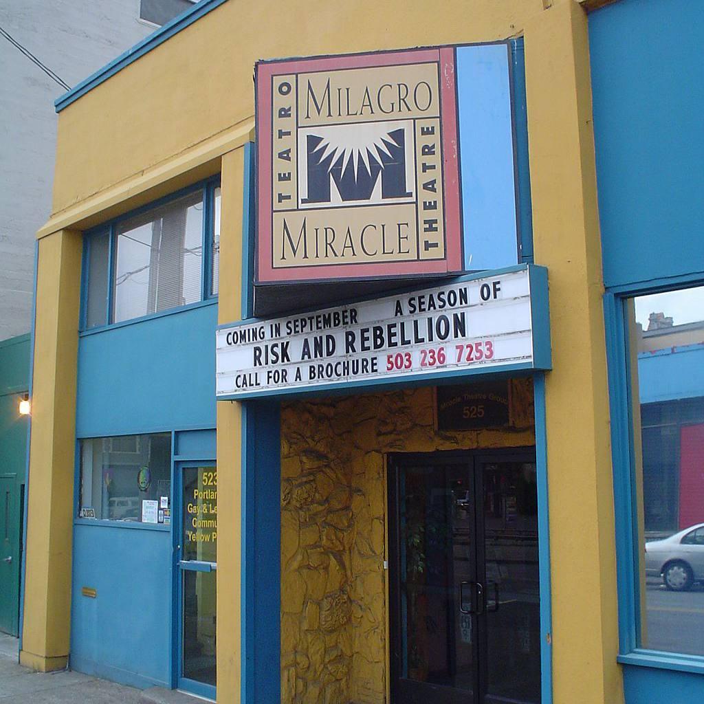 Miracle Theatre in Portland, Oregon