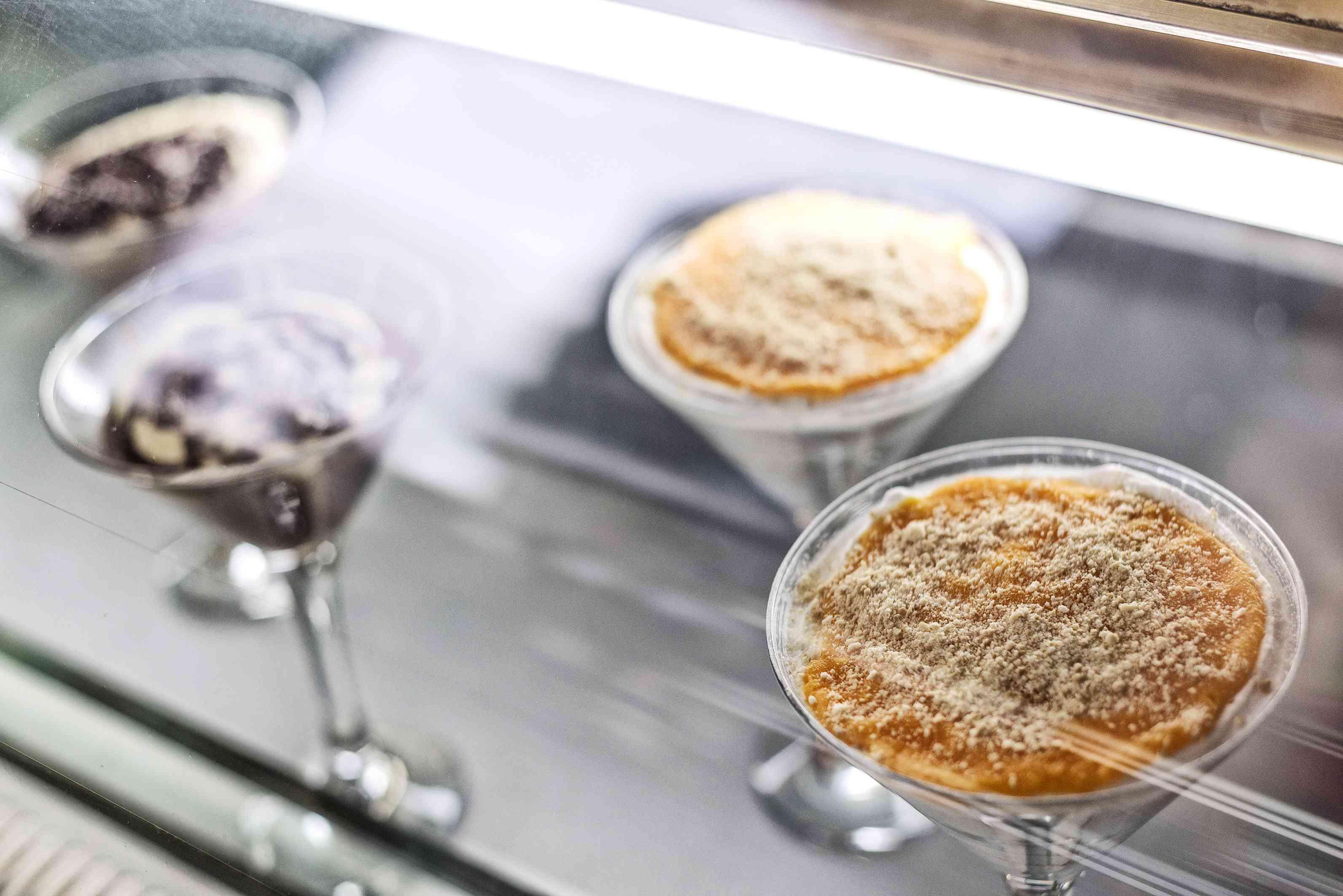 serradura famous traditional macau portuguese pudding sweet dessert