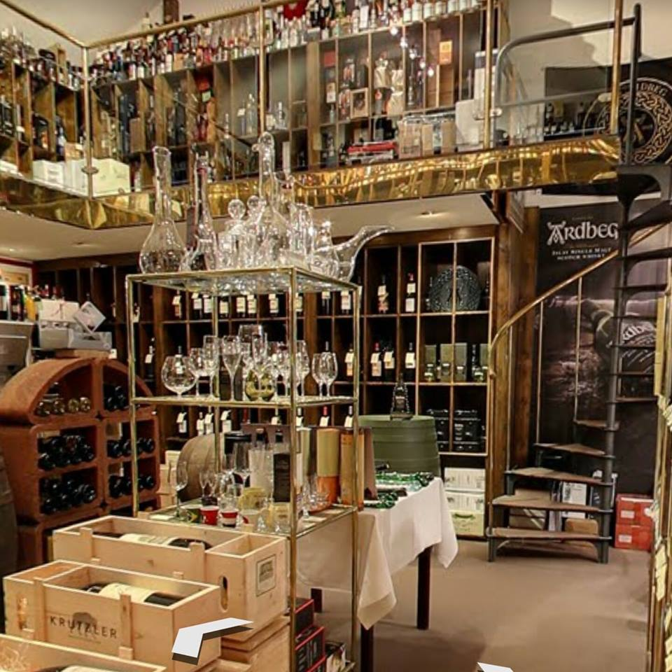 The Vinothek St Stephan is a classic place to spend an evening in the Austrian capital.