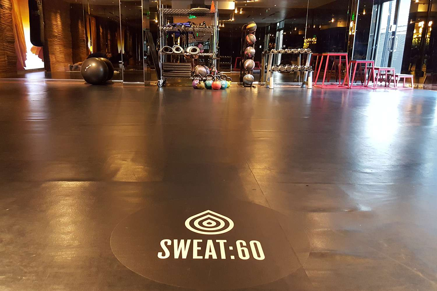 Sweat 60 at Cosmopolitan Las Vegas