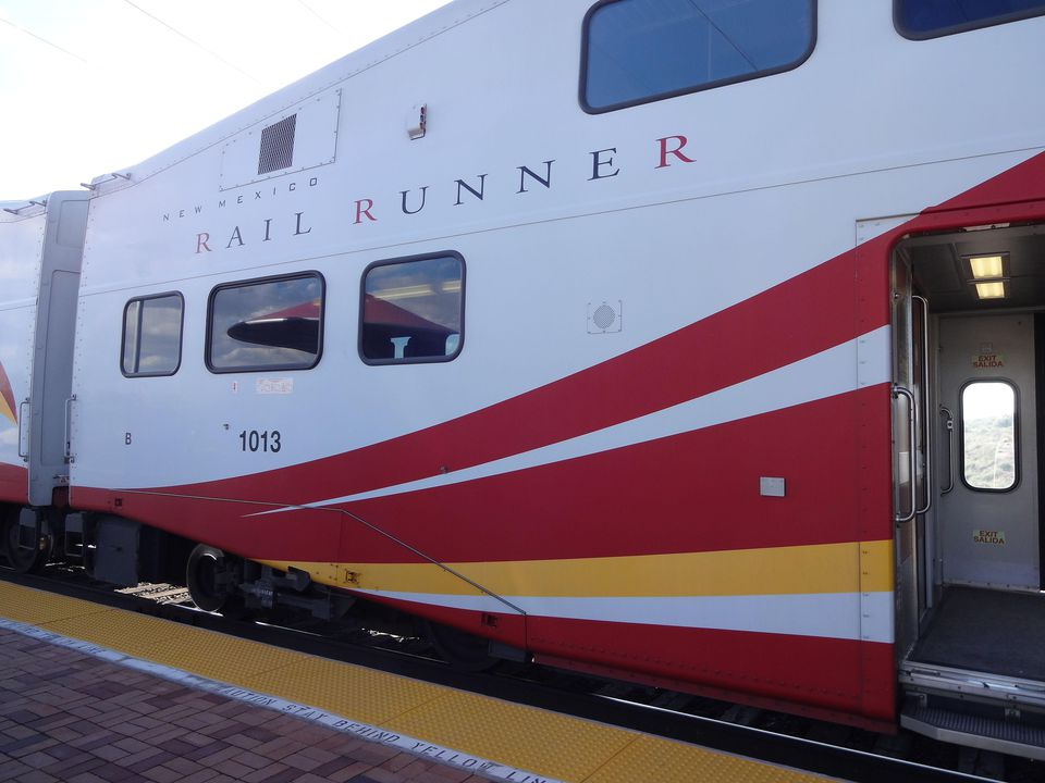 Rail Runner Car