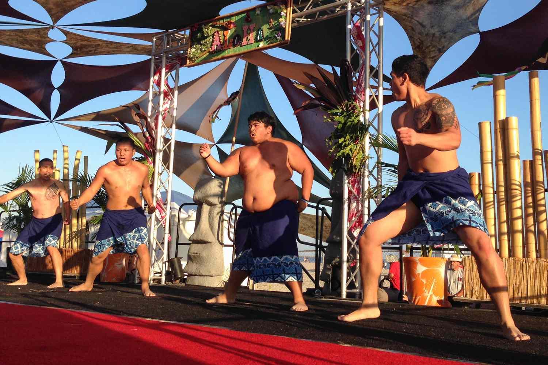 Tiki Festival in Long Beach