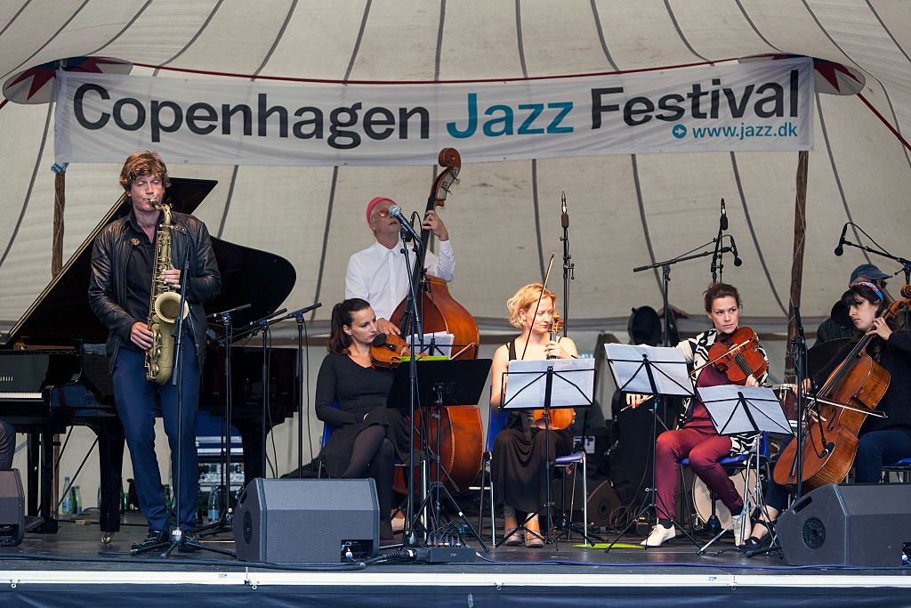 Memorial Concert for Bass Player Hugo Rasmussen at Copenhagen Jazz Festival 2016.