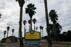 San Elijo SB Entrance