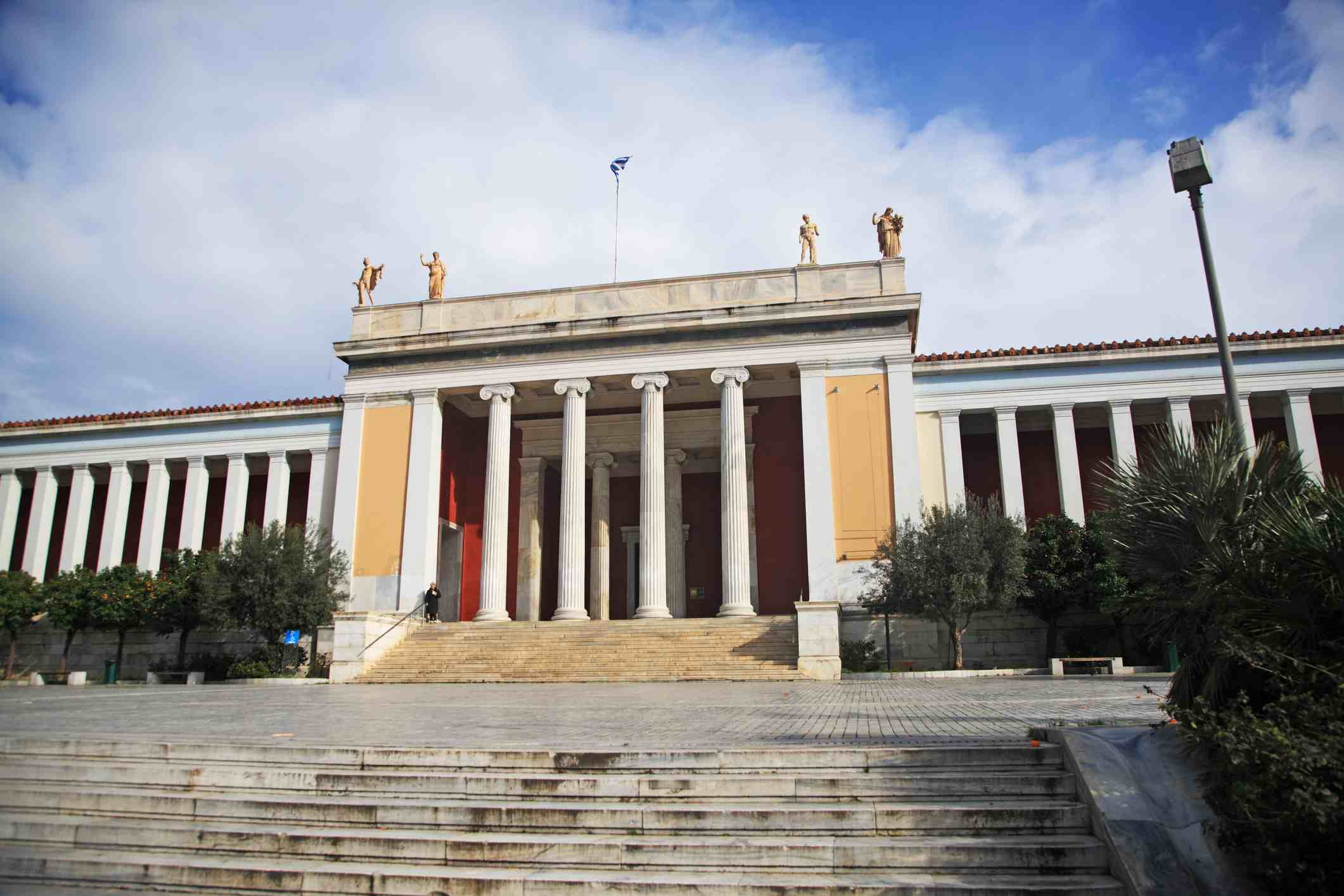 Museo Arqueológico Nacional Griego