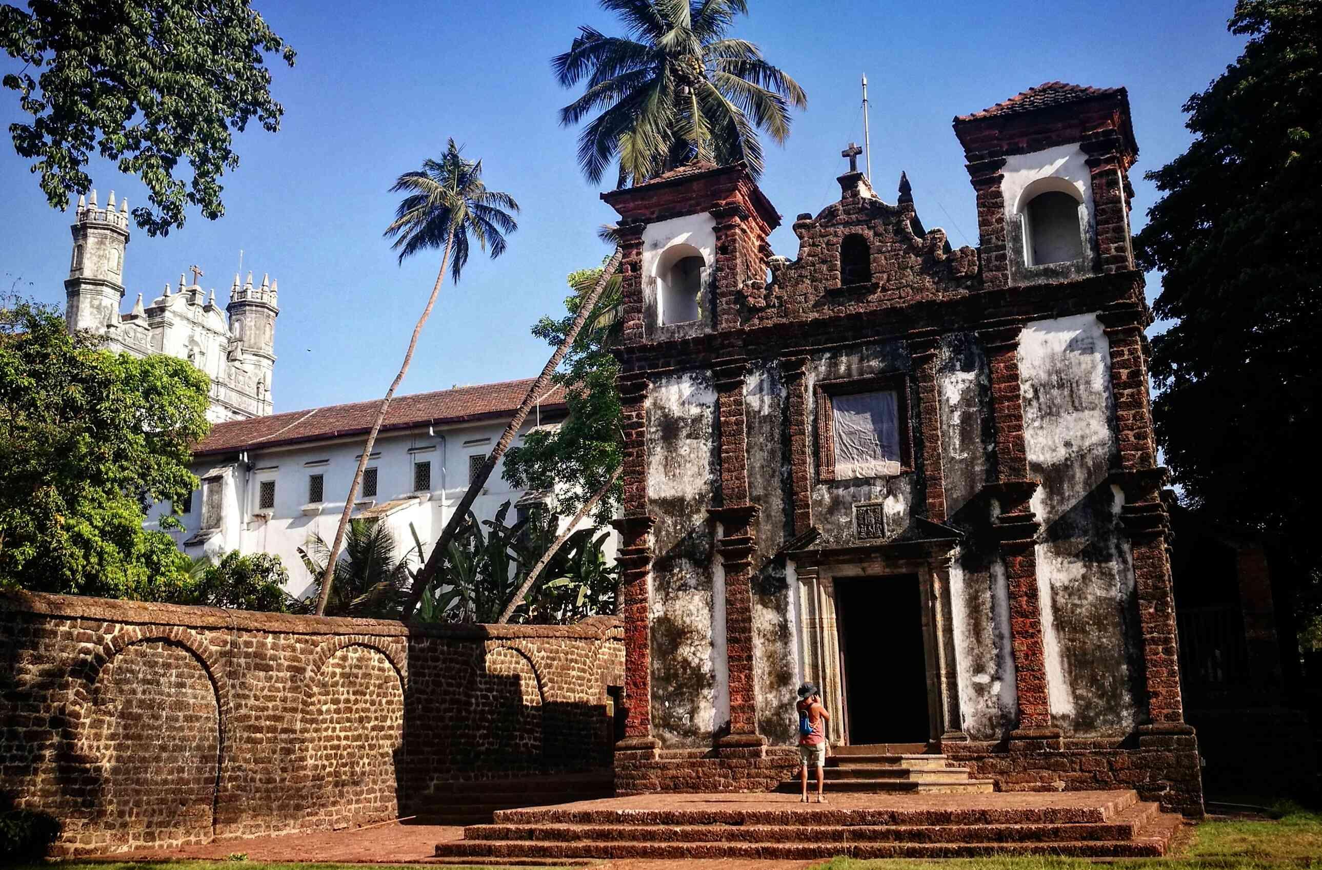 Old Goa.