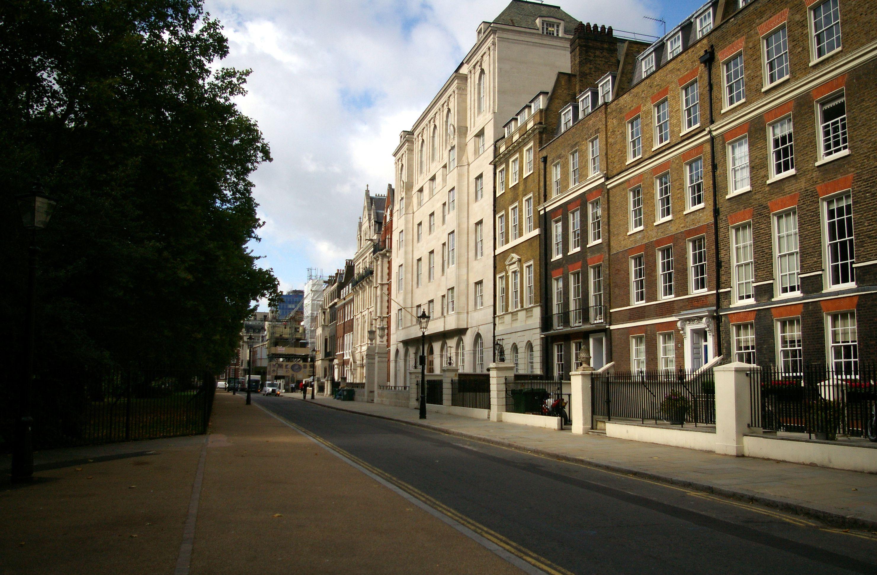 Lincolns Inn Fields, London