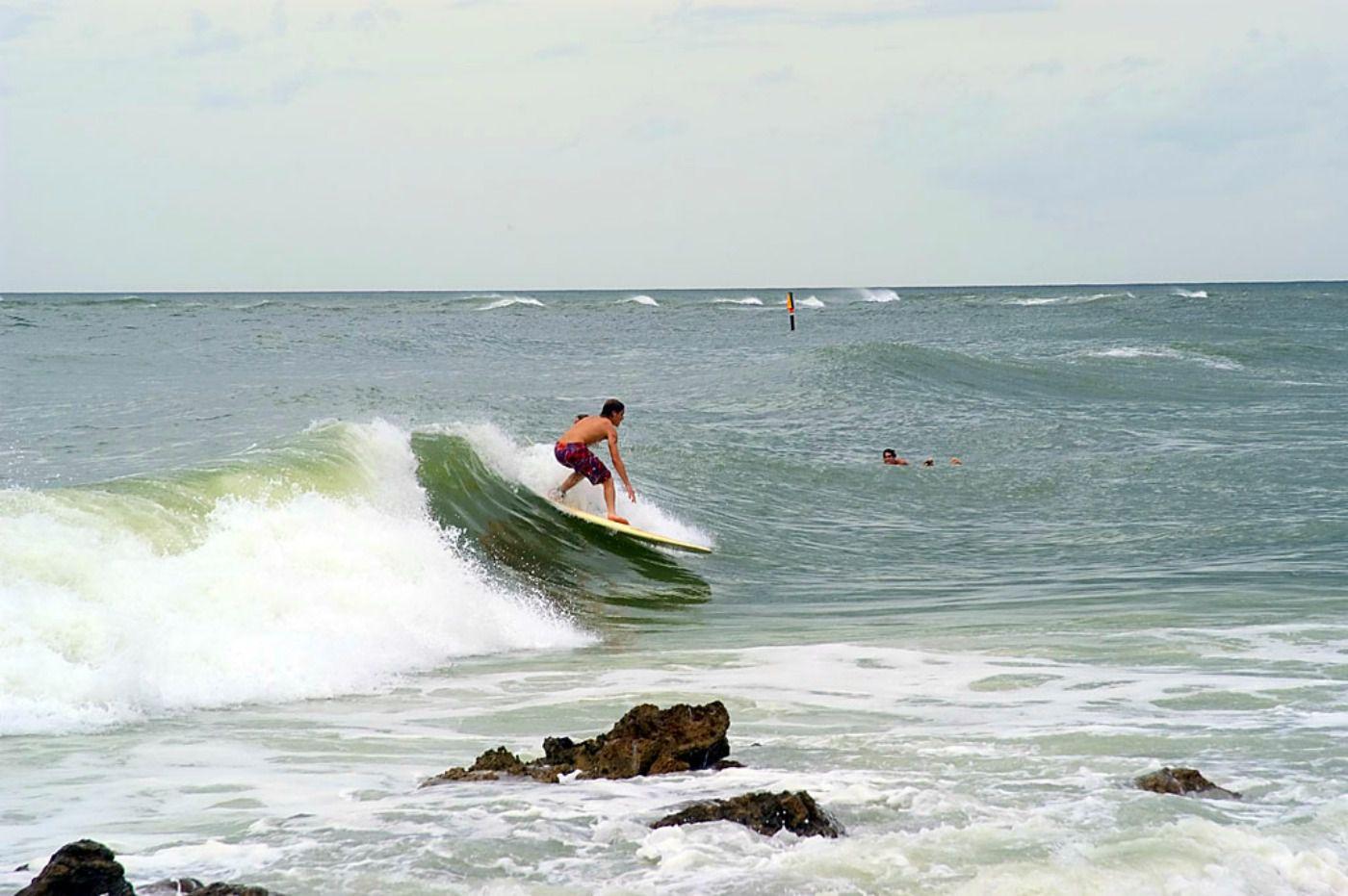Siesta Key Surfing