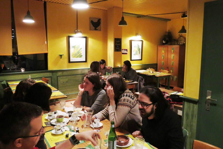 Chez Ma Cousine Budget Restaurant in Geneva