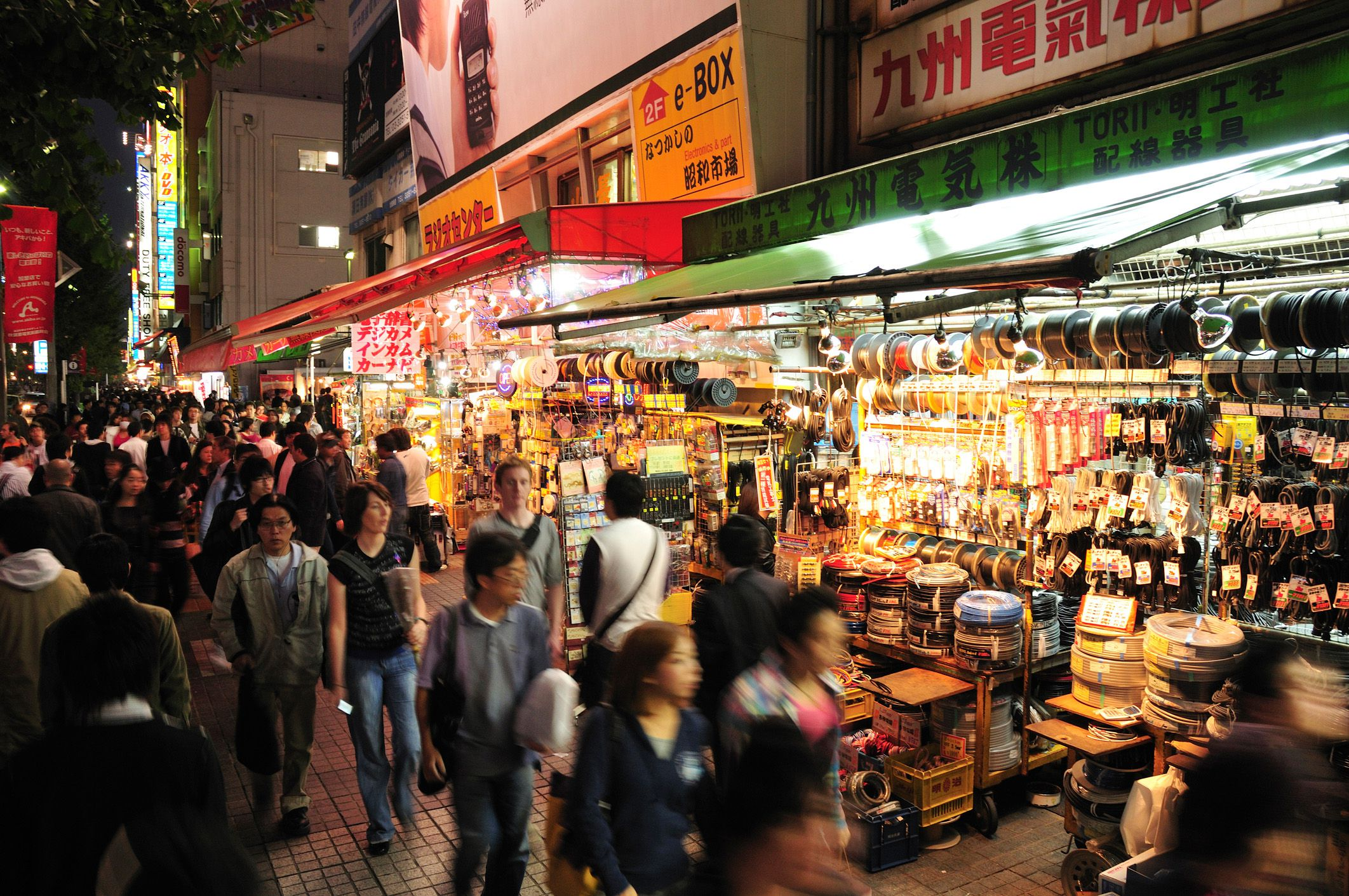 Tokyo's Markets Are as Quirky as the City Itself