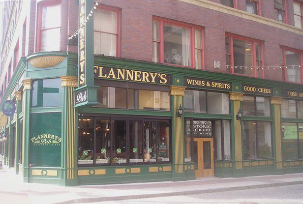 Flannery's Pub, Cleveland Ohio