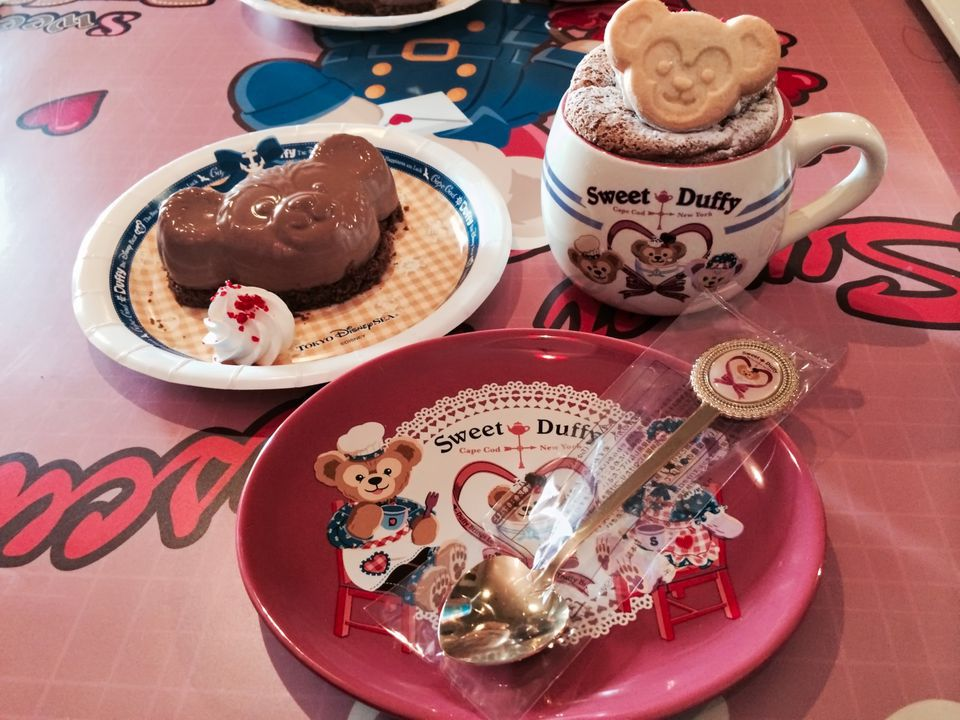 Sweet Duffy desserts