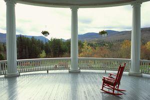 Omni Mount Washington Hotel New Hampshire in the Fall