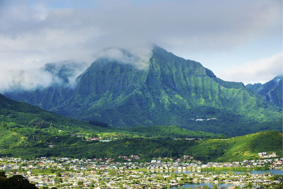 Tantalus in Oahu Hawaii