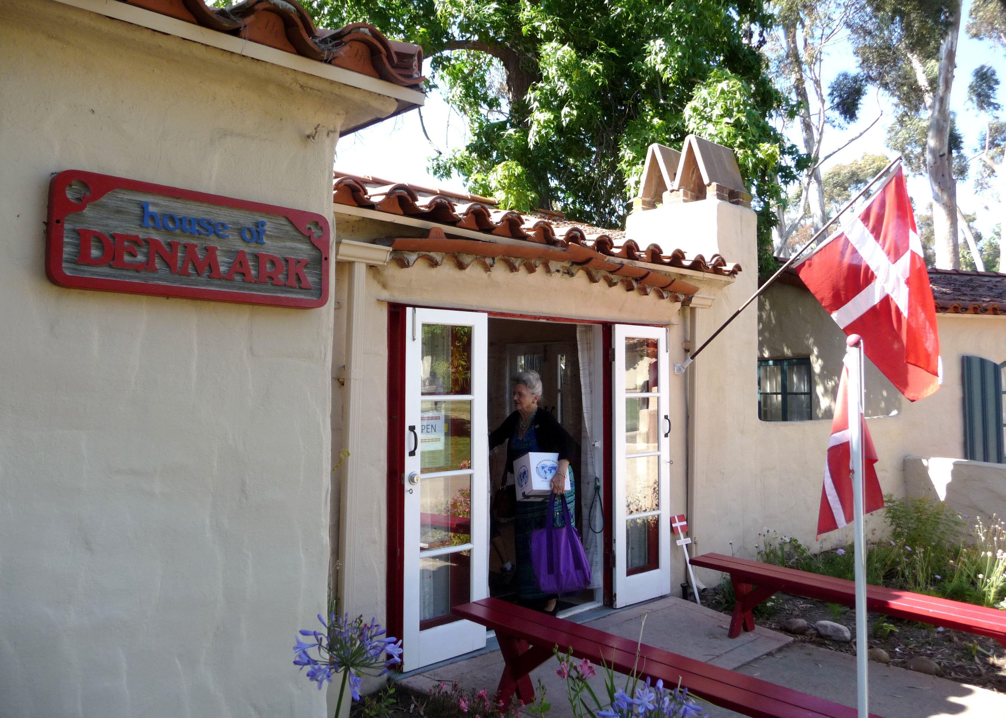 House of Denmark in Balboa Park, San Diego