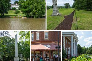 Fredericksburg Collage