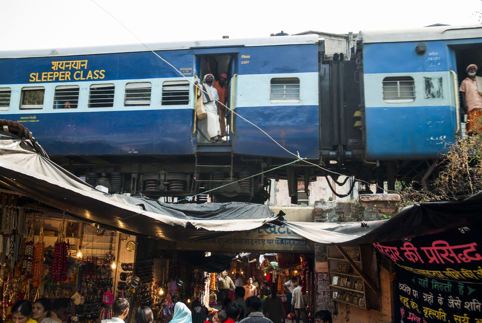 Haridwar train.