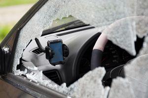 Stolen car navigational system