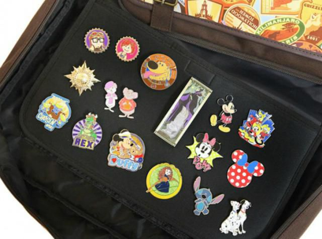 Collect pins