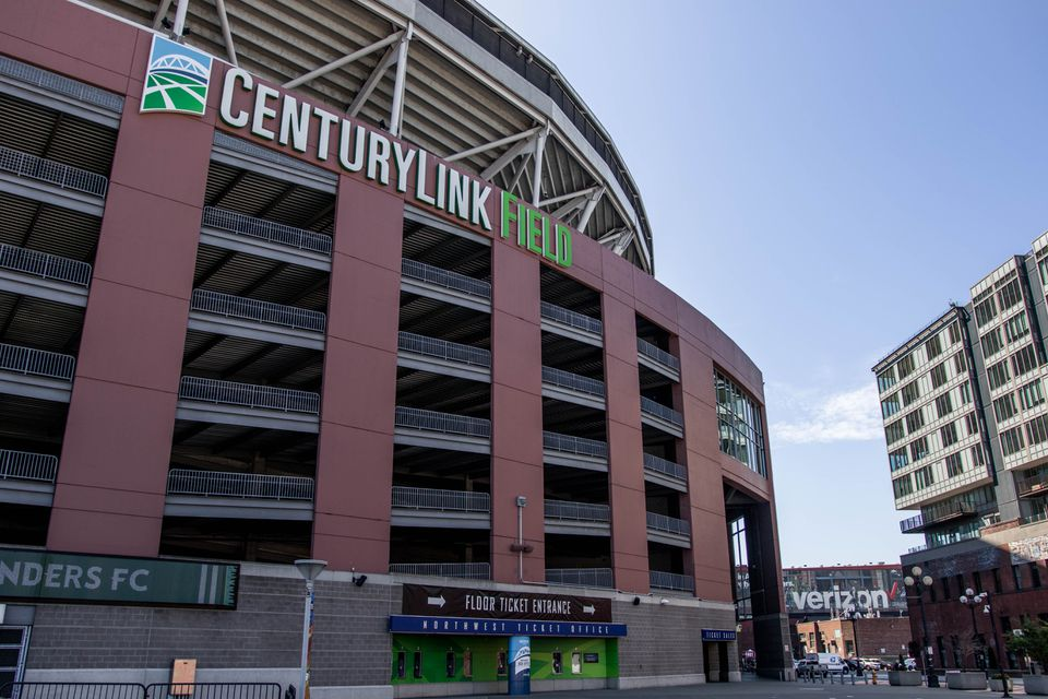 CenturyLink Field in Seattle, Washington