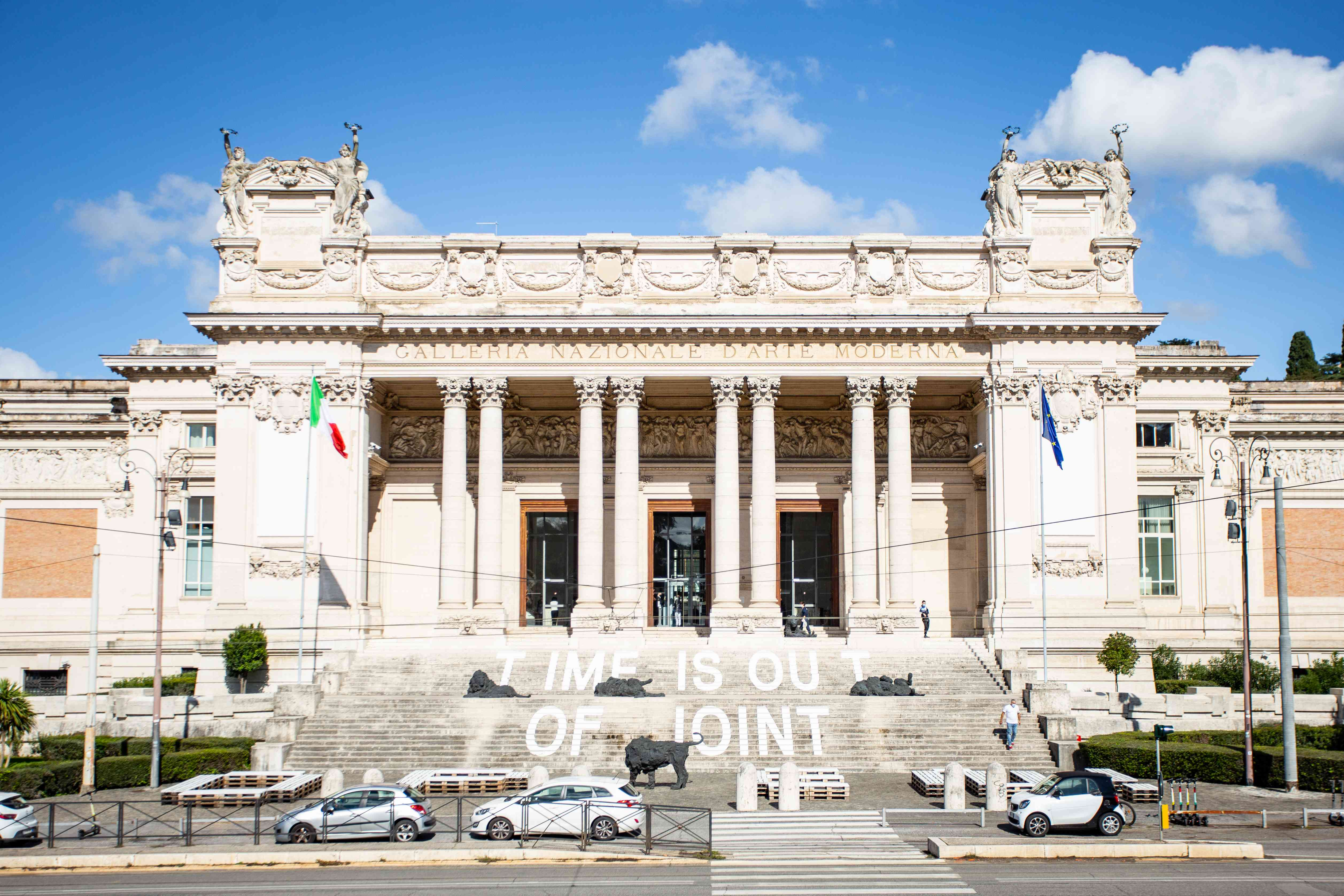 National Gallery of Modern Art in Rome, Italy
