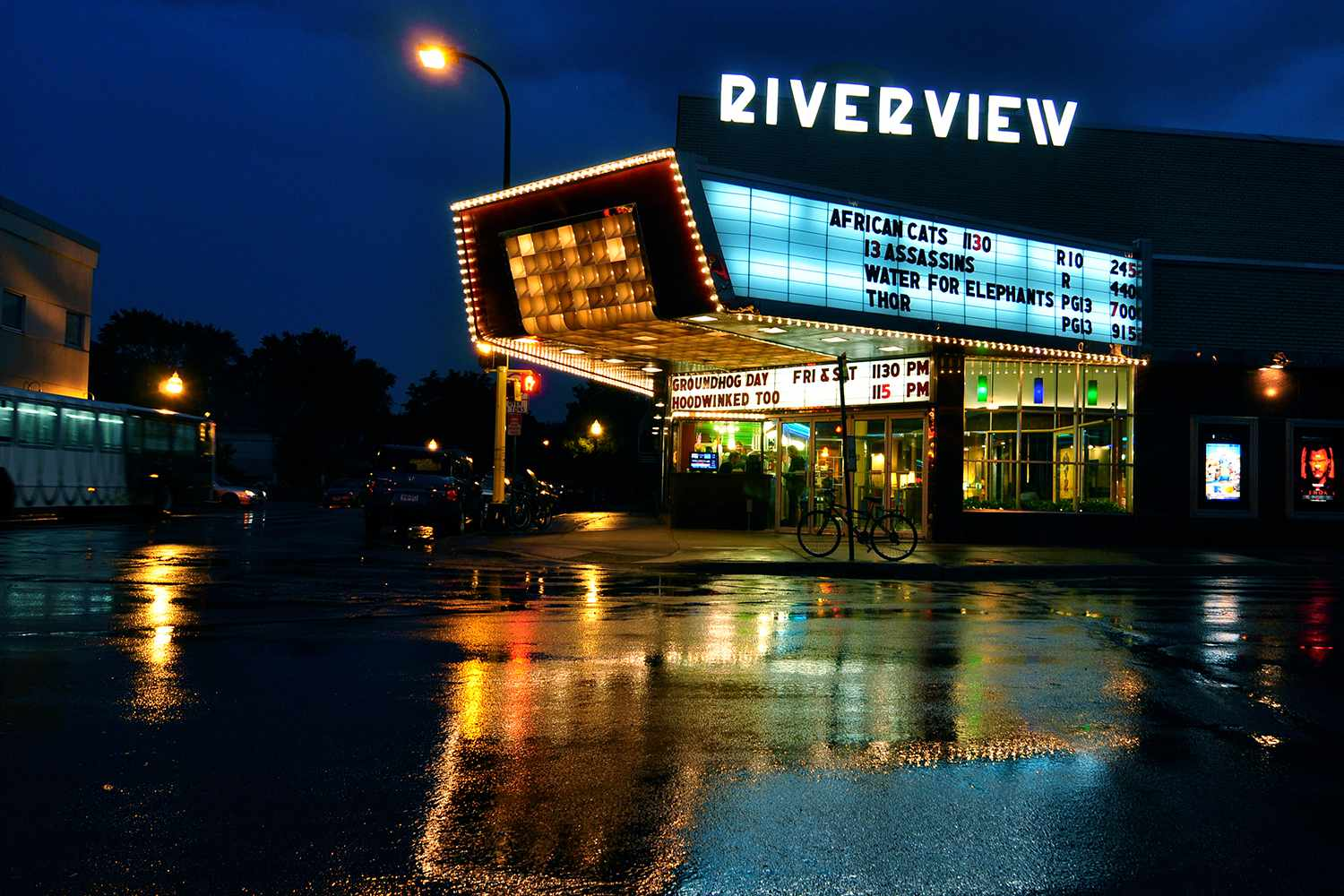 Riverview Theater Minneapolis
