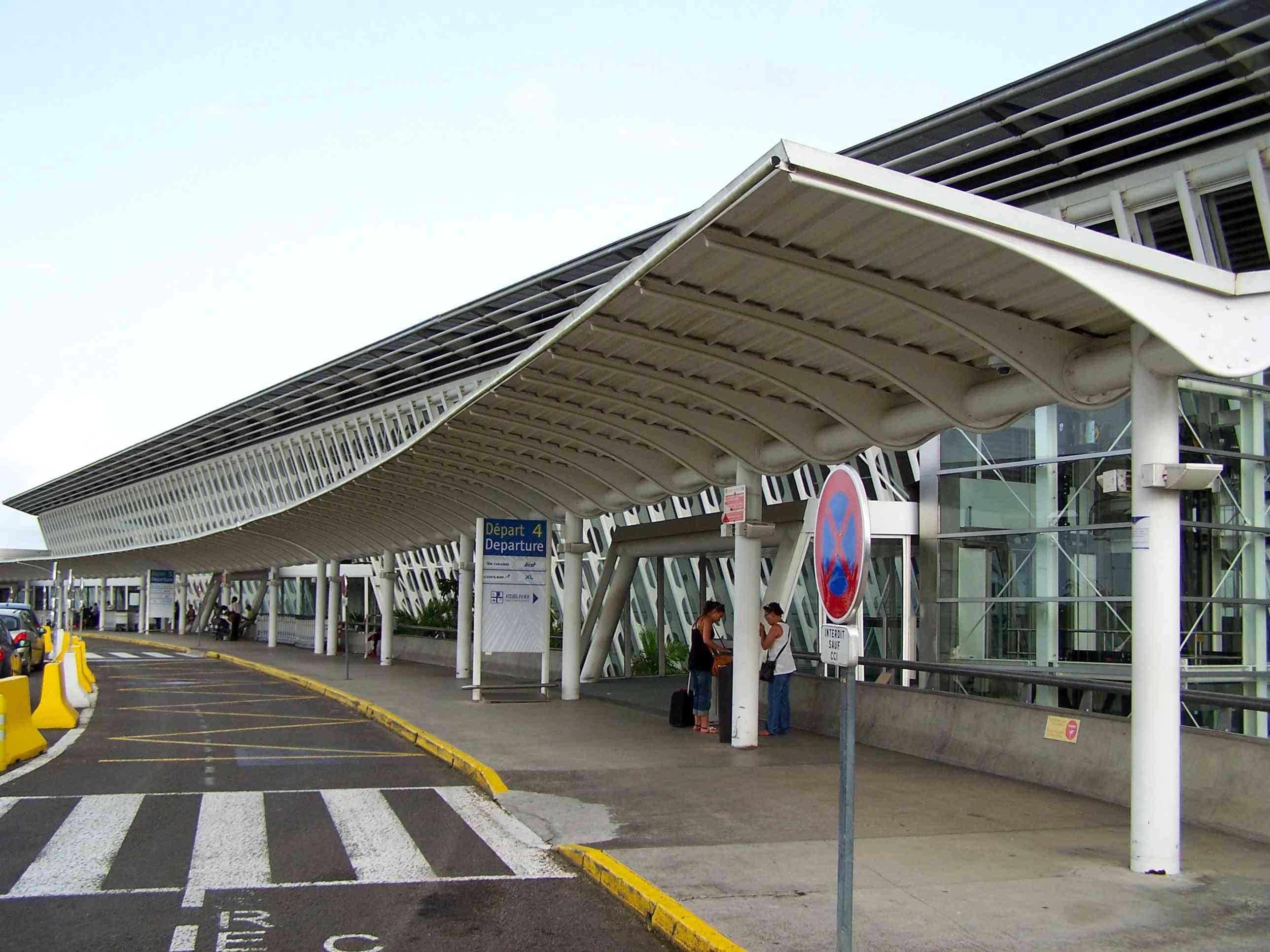 Pointe-á-Pitre International Airport