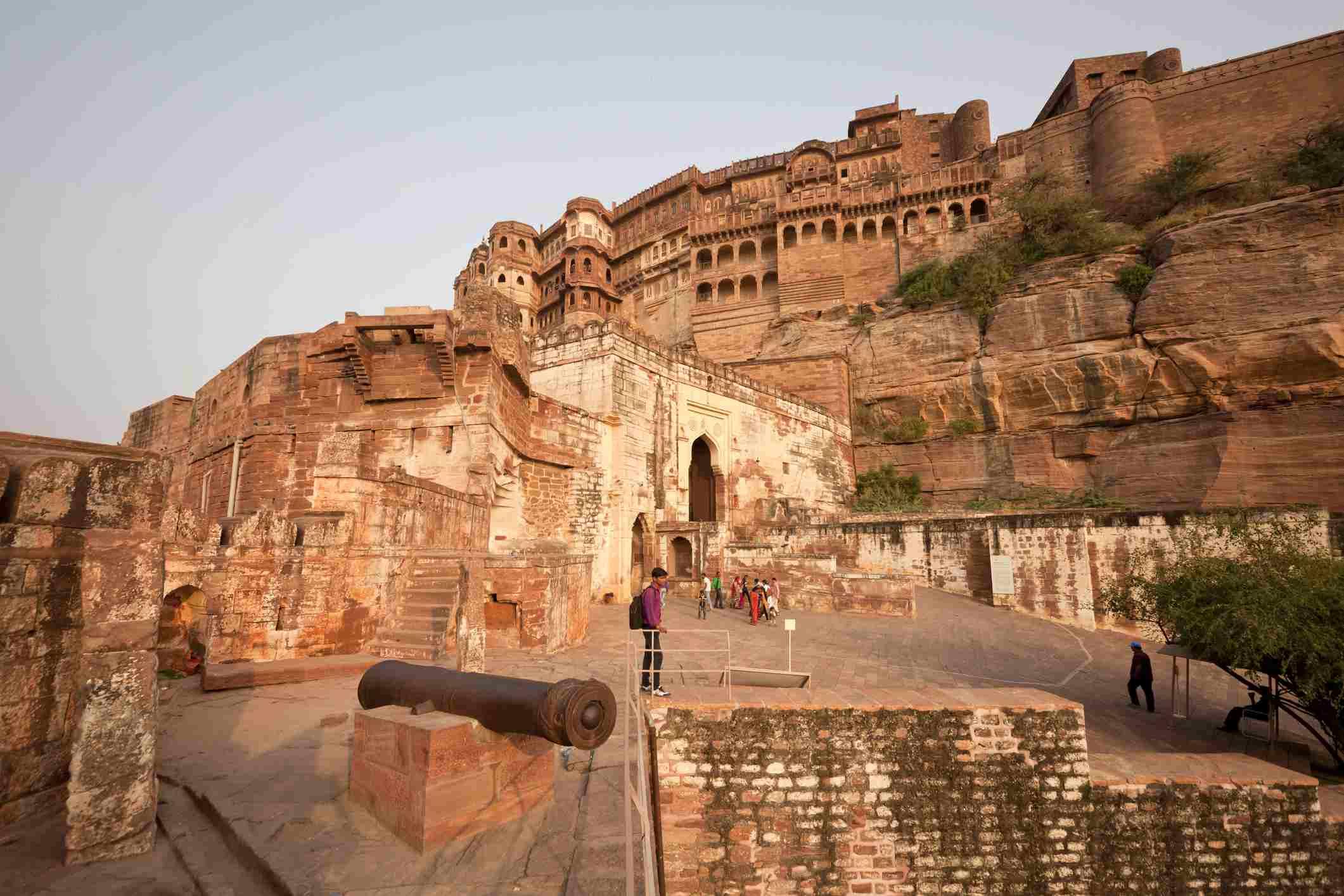 Fort Meherangarh, Jodhpur, Rajasthan