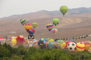 The Great Reno Balloon Race
