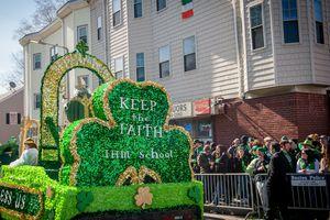 Boston St. Patrick's Day Parade