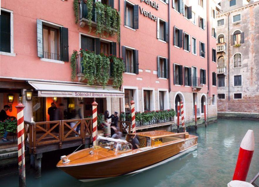 Hotel Splendid Venice – Starhotels Collezione
