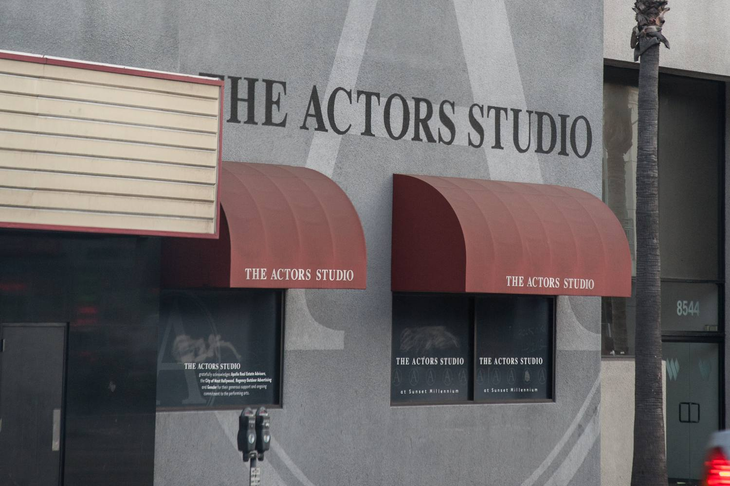 The Actor's Studio in West Hollywood