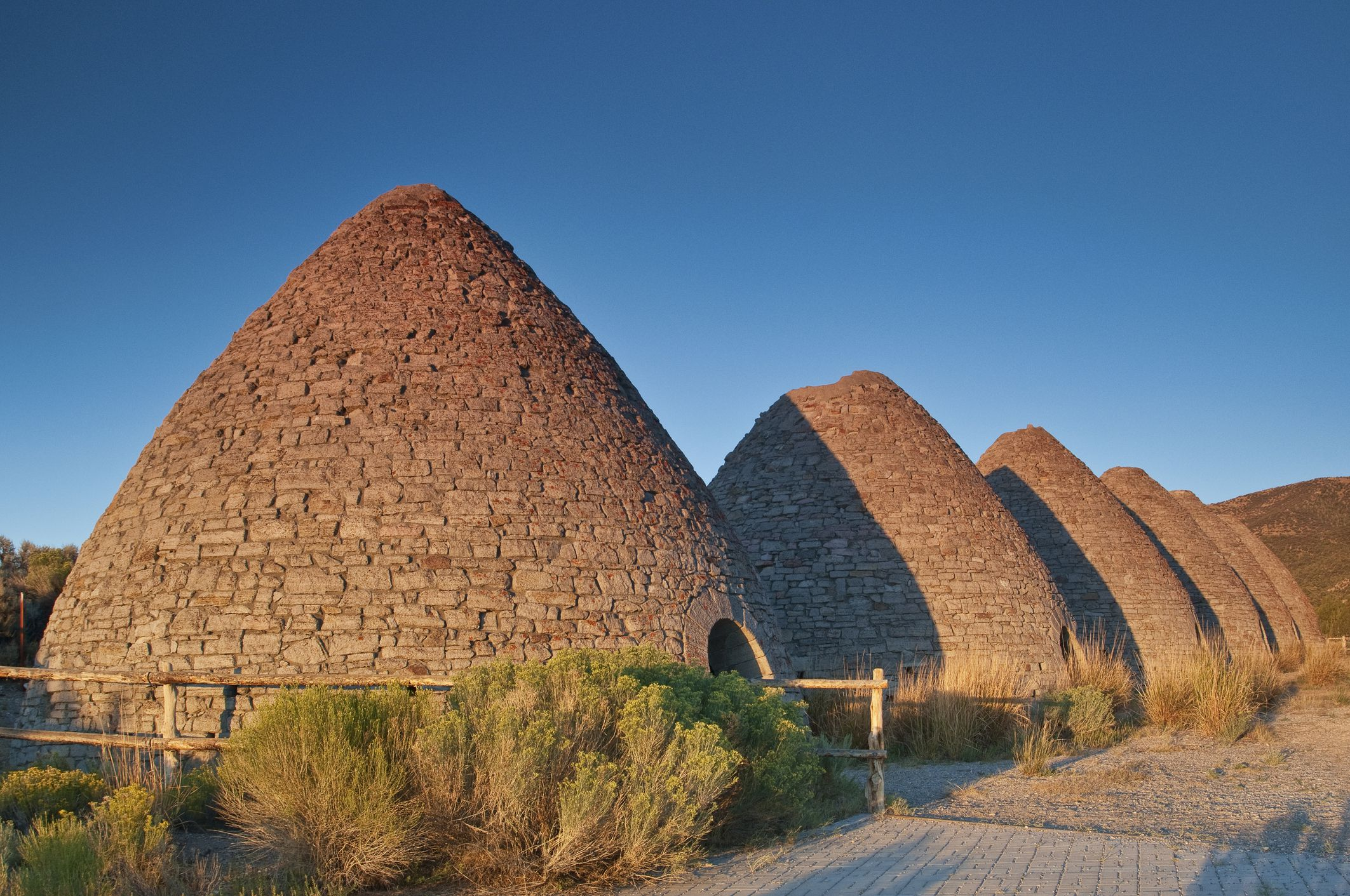 Your Guide to Road Tripping to Ward Charcoal Ovens Historic State Park