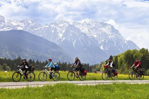 Cycling Tour on the Isar Cycle Route, Bavaria
