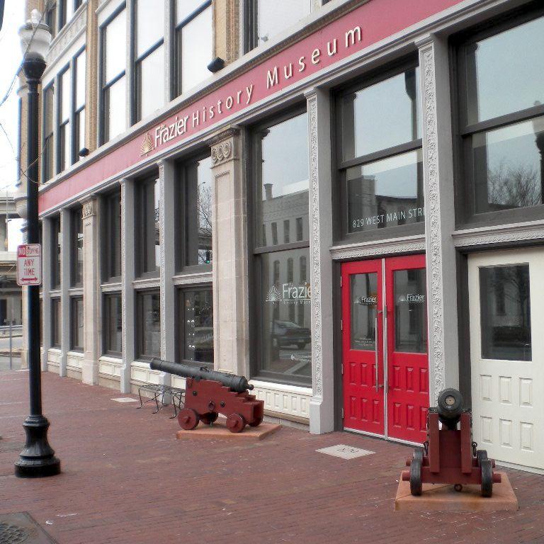 Frazier Museum en Louisville, KY