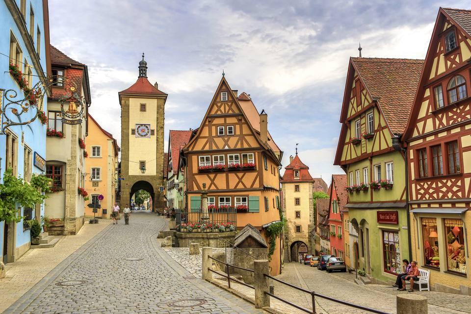 Top Ten Sights In Germany