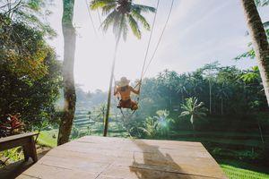 Swing in Ubud, Bali