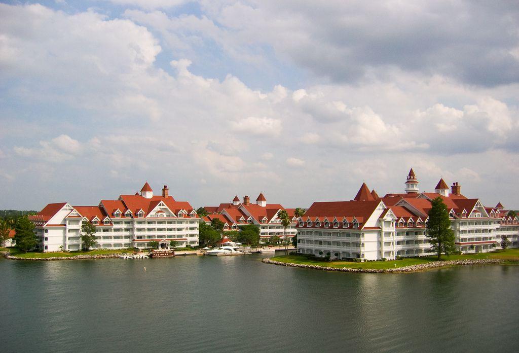Disney World Resorts by Location