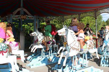 Story Land Carousel
