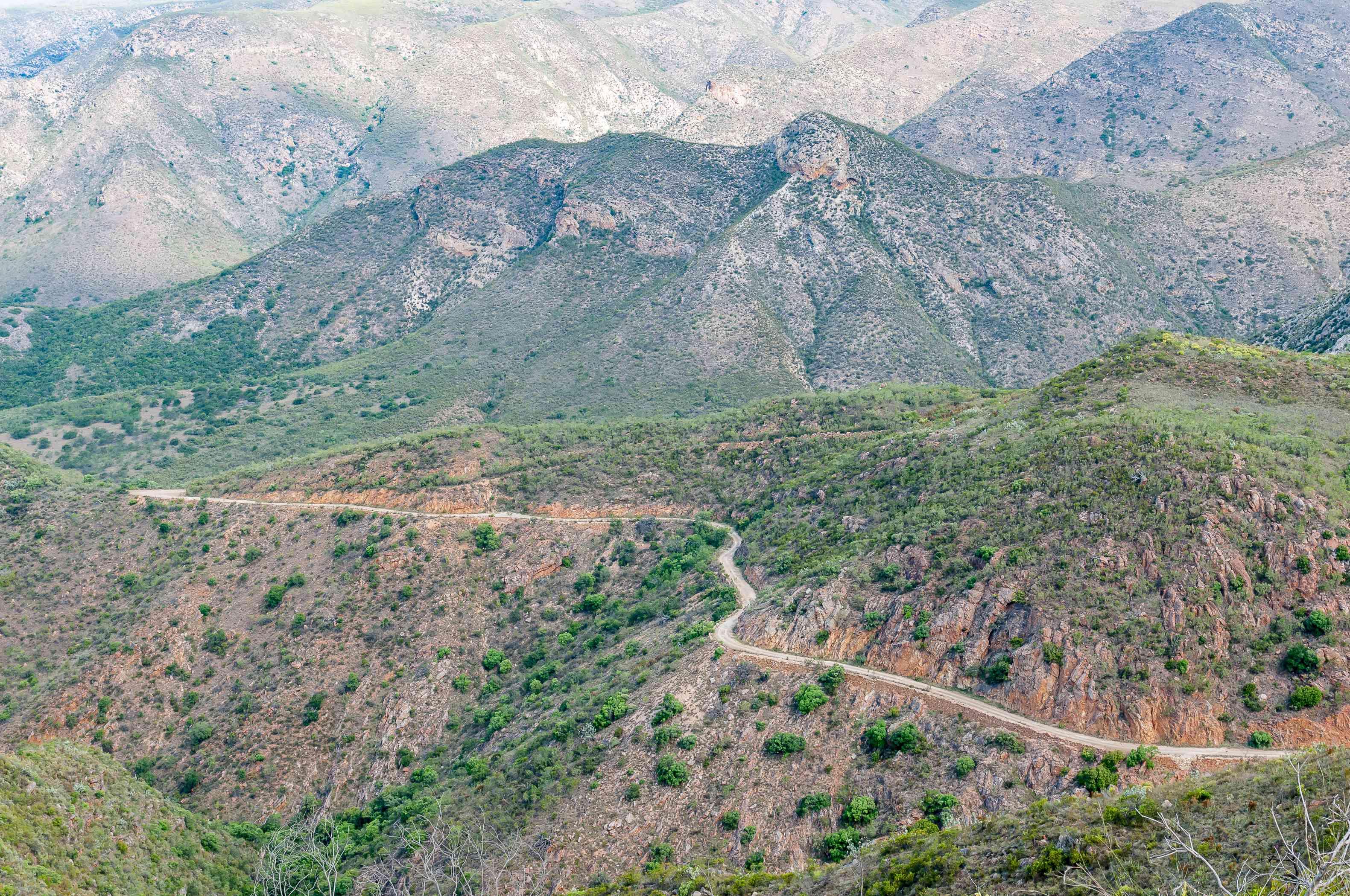 Holgat Pass, Baviaanskloof Nature Reserve